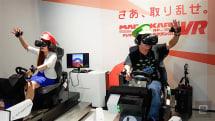 万代南梦宫的 VR Zone 要开去北京了