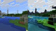 《Minecraft》的画质升级包被取消了