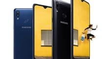 廉価スマホでも大画面・長時間。Galaxy A10sが海外発表