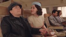 Amazon unveils trailer for third season of 'The Marvelous Mrs. Maisel'
