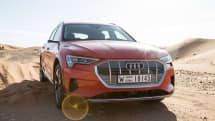 Audi E-Tron 成為首款獲得頂級安全獎的電動車
