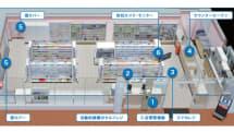 深夜は完全無人のローソンが横浜に誕生、QRや顔認証で入店