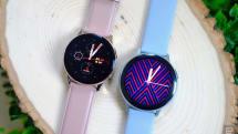 Galaxy Watch Active2発表。タッチベゼルにECGセンサーを搭載、LTEモデルも