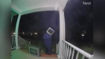 怪人テレビ男、民家50軒に古いTVを置いて消える📺。動機・正体不明
