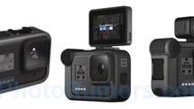 GoPro Hero 8 和全景相机 Max 的产品照已流出
