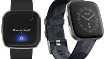 Fitbitの次期スマートウォッチとされる画像が流出。Alexa対応・OLED採用か?