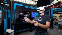 HTC、PC VRをワイヤレスで利用できるVIVEPORT Streaming発表
