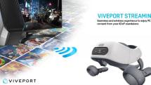 HTC 一體 VR 機將可透過 Wi-Fi 直接串流電腦的 Viveport 內容