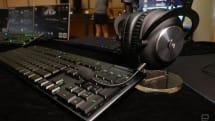 罗技 G913 无线机械键盘、G Pro X 游戏耳机联袂抵港