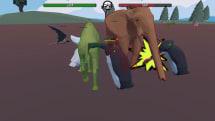 オリジナル動物で戦いを繰り広げるガチンコ3Dアクション「Animal Fight Club」:発掘!インディーゲーム(Steam)