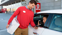Target's curbside Drive Up service now available across the US