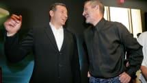 ディズニーCEO、アップル取締役辞任の理由やジョブズとの思い出を語る