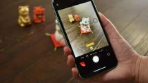 iOS 13のカメラはポートレートモードでライティング調整できます:iPhone Tips
