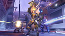 Blizzard's first experimental 'Overwatch' mode: triple damage, one tank