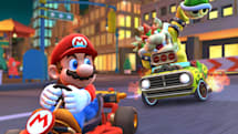 'Mario Kart Tour' rewards Gold Pass subscribers with multiplayer beta