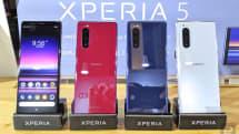 索尼的 21:9 长条形手机 Xperia 5 登陆中国