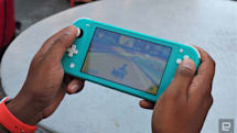 How does the Switch Lite fit into your portable gaming life?