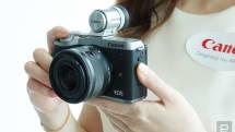 速度至上,Canon EOS M6 Mark II、EOS 90D 雙雙抵港