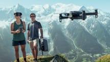 Parrot 的新空拍機 Anafi FPV 是以第一視角體驗為主打