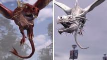 ハリポタ魔法同盟イベント『ドラゴンの日』は7日正午から。海外限定種が3時間出現、無料の呪文の本も