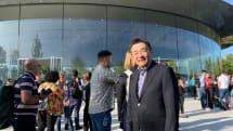 「新iPhoneのラインアップはわかりやすい」KDDI高橋社長がアップル発表会を振り返る(石川温)