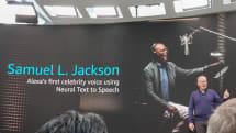 「Alexa、サミュエル・L・ジャクソンの声を手に入れる」 Amazon新製品発表会 現地レポ(西田宗千佳)