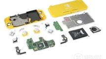 iFixitがNintendo Switch Liteを分解。「ドリフト」問題は対策されている可能性あり