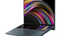 華碩雙螢幕的 14 吋 ZenBook Duo 即將在台上市