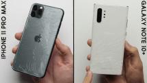iPhone 11シリーズの落下耐久テストが公開。カメラ周りの強度が弱点?