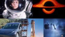Appleの映画作品は配信前に劇場へ・映画『エイリアン』40周年・ブラックホールを視覚化: #egjp 週末版184
