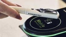 FeliCa内蔵で決済できるペン、スタバが25日に発売