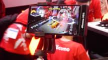 「ウメハラ」VS「ときど」のストV対戦をARで観戦、ドコモが描く5G時代のゲーム体験 #TGS2019