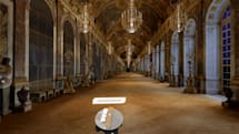 Google used photogrammetry to create a detailed VR tour of Versailles