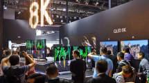 Tech industry sets official standard for 8K TVs