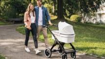 Bosch 的電動助力推車讓帶寶寶出門變得更加輕鬆