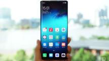 左右カーブでほぼ全画面。画面面積比99.6%の5Gスマホ、Vivo NEX 3 5G中国版が発表
