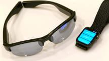 トレーナーが並走するような感覚、Apple WatchとJINSのスマートサングラスを組み合わせたランニングは最高