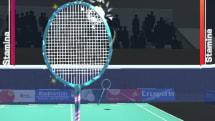 タップで爽快スマッシュ!シンプルUIがわかりやすい「バドミントン3D」:発掘!スマホゲーム