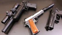 メタルギアソリッドの「Mk.23」「Colt 1911 カスタム」「D.E.L.B.」をミリヲタがねっとり解説