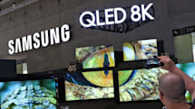 Samsung and SK Telecom partner to build a 5G-capable 8K TV