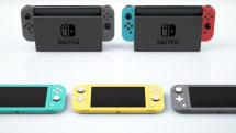 Nintendo Switchバージョン9.0.0配信。初のLite対応、タッチスクリーン感度も調整可能に