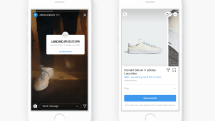 Instagram reminders make sure you don't forget the latest fashion drops