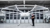 独Volocopter、大型貨物輸送ドローンVoloDrone発表。最大200kgを運搬可能