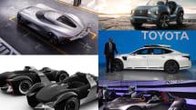 ジャガー初の電気ハイパーカー・ヤマハ4輪開発計画中止・自動運転時代も運転の楽しさを: #egjp 週末版188