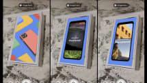Pixel 4外箱にイースターエッグ。Google レンズを向けると…