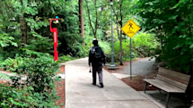 Microsoft's latest VR experiment is a literal walk in the park