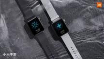Apple Watch風の四角画面。セルラー通信対応「Mi Watch」の外観をシャオミが公開