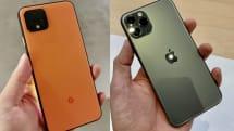 iPhone 11 Proに似ている? Pixel 4の四角いカメラ。Googleが理由を説明