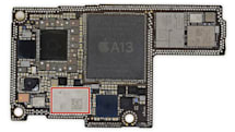 iPhone 11シリーズ内蔵のU1チップ、アップル独自設計だったと判明