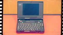 1995年10月25日、A6ファイルサイズのウルトラマンPC「Palm Top PC110」が発売されました:今日は何の日?